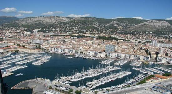 port de toulon rade